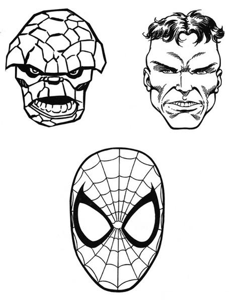 ausmalbilder superhelden 7  ausmalbilder kostenlos