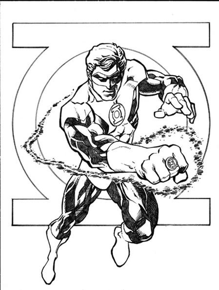 ausmalbilder superhelden 45  superhelden1045