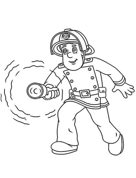 Schlagwort Malvorlagen Feuerwehrmann Sam Ausmalbilder Kostenlos