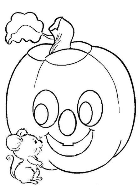 ausmalbilder halloween kürbis 23  ausmalbilder kostenlos