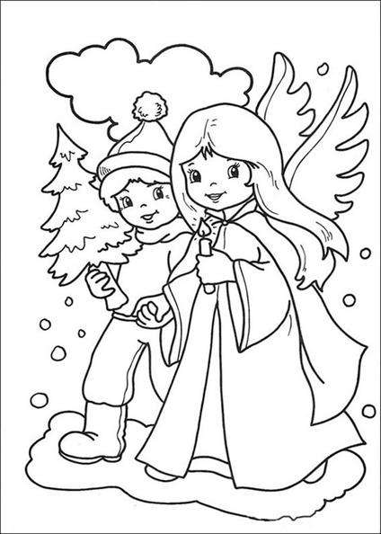 ausmalbilder weihnachten 9  ausmalbilder kostenlos