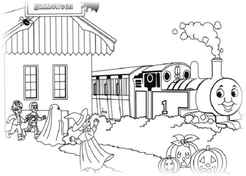 ausmalbilder thomas die lokomotive 27  ausmalbilder kostenlos