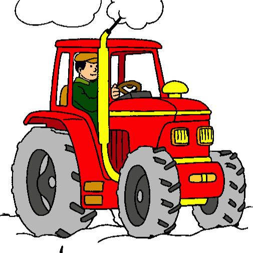 Ausmalbilder Traktor Ausmalbilder Kostenlos