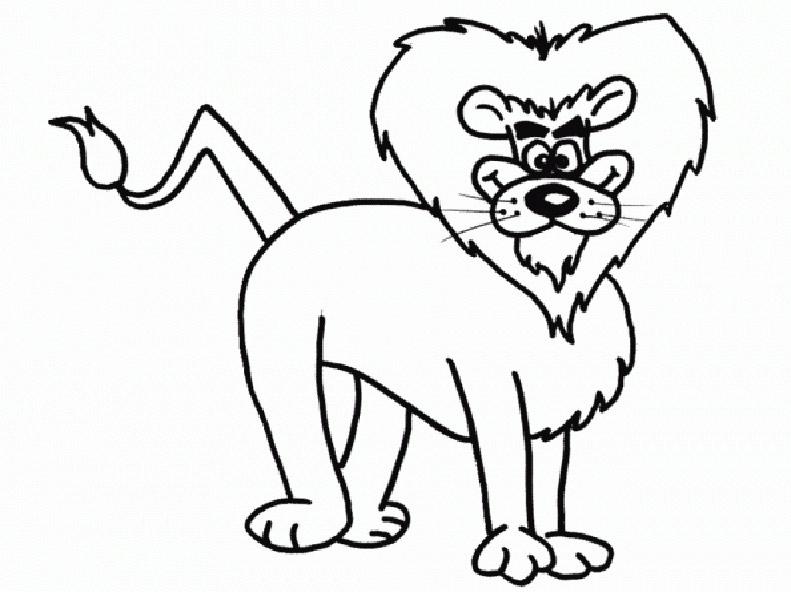 ausmalbilder löwe 20  ausmalbilder kostenlos