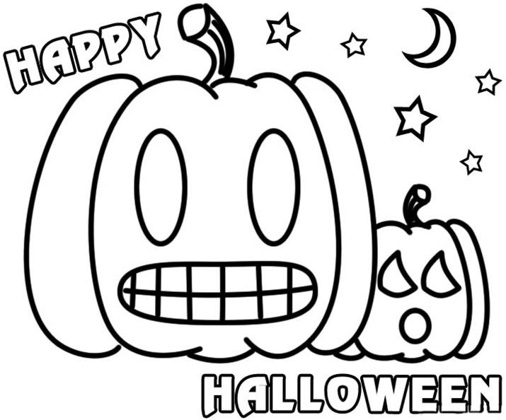 ausmalbilder halloween kürbis 20  ausmalbilder kostenlos